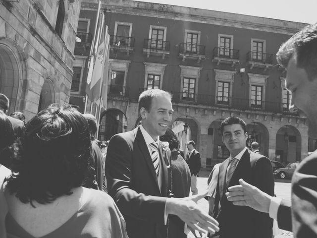 La boda de Cástor y Silvia en Cabueñes, Asturias 9