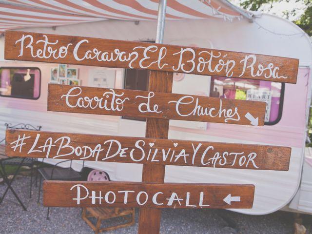 La boda de Cástor y Silvia en Cabueñes, Asturias 22