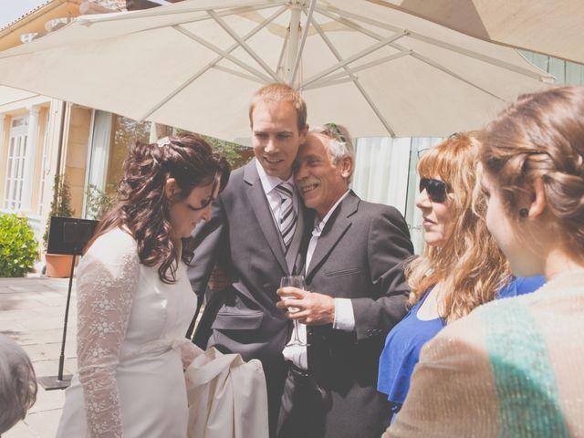 La boda de Cástor y Silvia en Cabueñes, Asturias 26