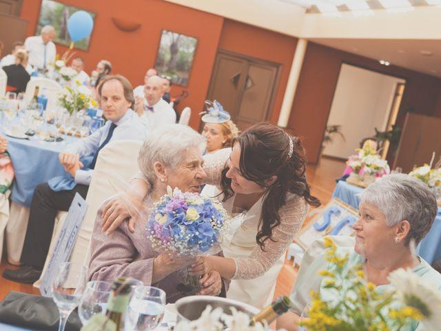 La boda de Cástor y Silvia en Cabueñes, Asturias 34