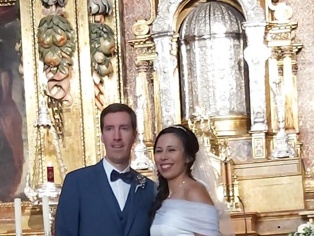 La boda de Nicolas y Beatriz en Segovia, Segovia 1