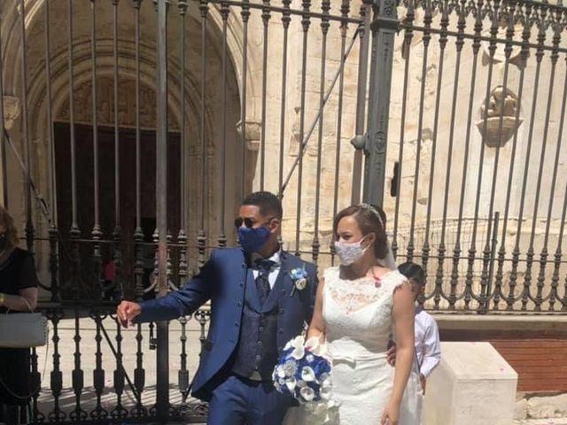 La boda de Merlín  y Mairoby en Ciudad Real, Ciudad Real 6