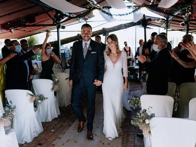 La boda de Igor y Alejandra en Loiu, Vizcaya 44