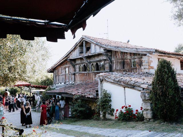 La boda de Igor y Alejandra en Loiu, Vizcaya 48