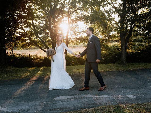 La boda de Alejandra y Igor