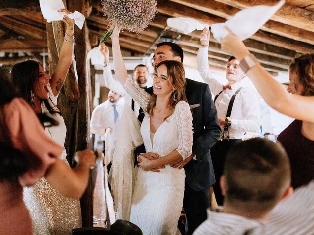 La boda de Igor y Alejandra en Loiu, Vizcaya 71