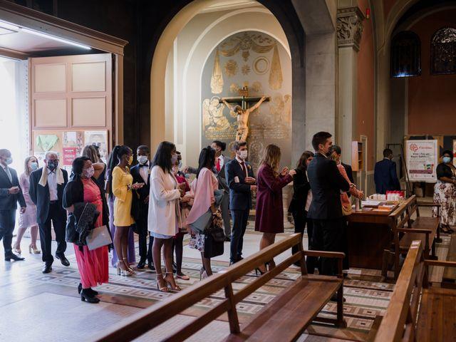 La boda de Debora y Josue en Barcelona, Barcelona 45