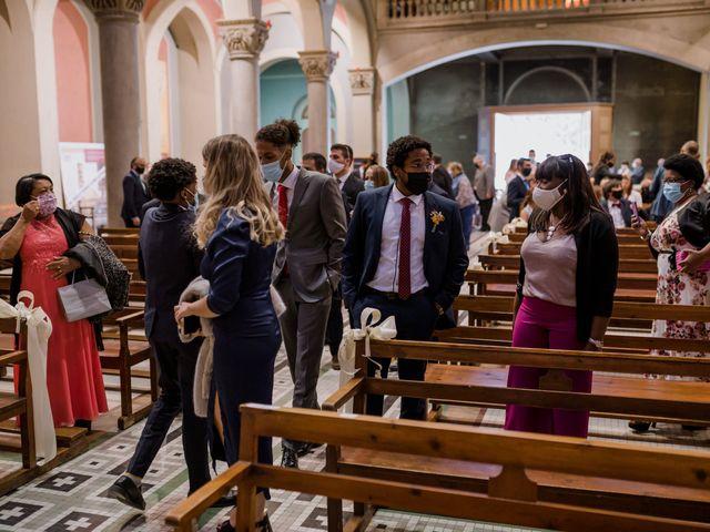 La boda de Debora y Josue en Barcelona, Barcelona 47