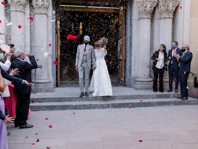 La boda de Debora y Josue en Barcelona, Barcelona 74