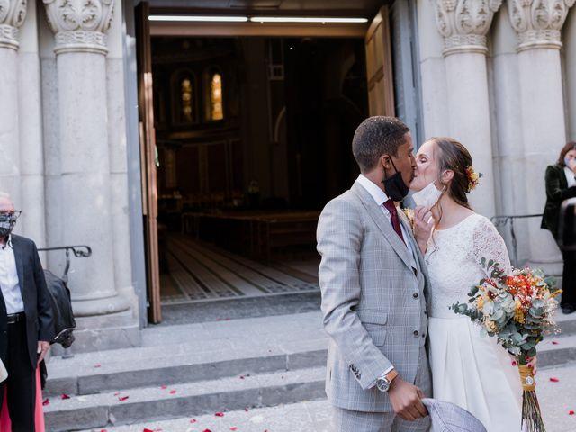La boda de Debora y Josue en Barcelona, Barcelona 75