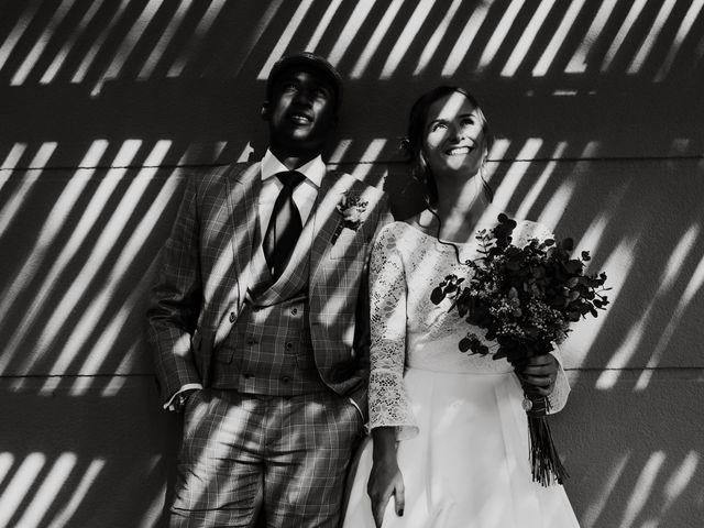 La boda de Debora y Josue en Barcelona, Barcelona 76