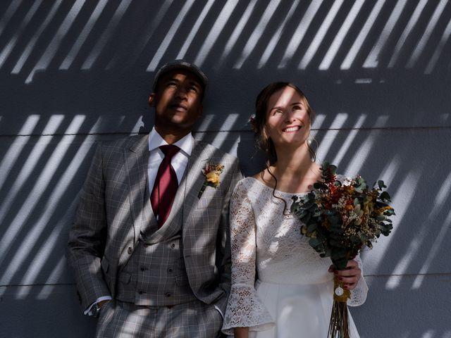 La boda de Debora y Josue en Barcelona, Barcelona 77