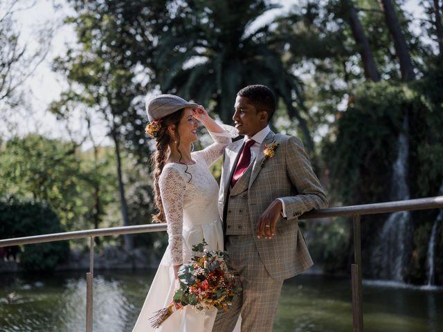 La boda de Debora y Josue en Barcelona, Barcelona 87