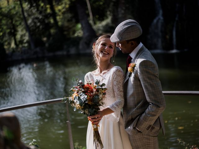 La boda de Debora y Josue en Barcelona, Barcelona 91