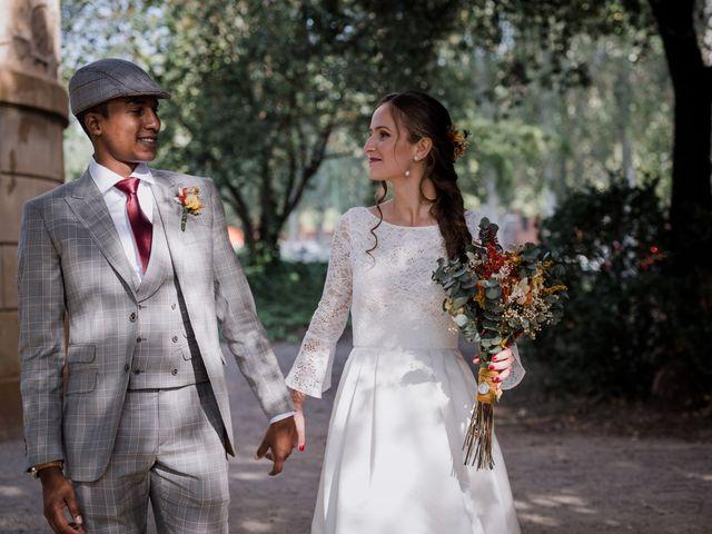La boda de Debora y Josue en Barcelona, Barcelona 93
