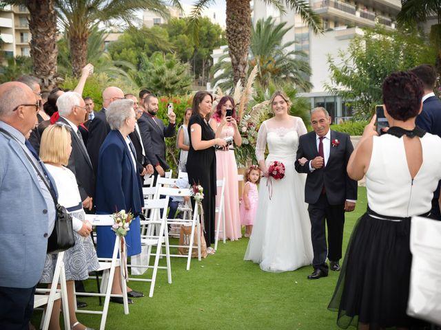 La boda de David y Laura en La Pineda, Tarragona 13