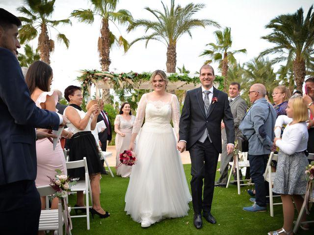 La boda de David y Laura en La Pineda, Tarragona 15