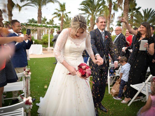 La boda de David y Laura en La Pineda, Tarragona 16