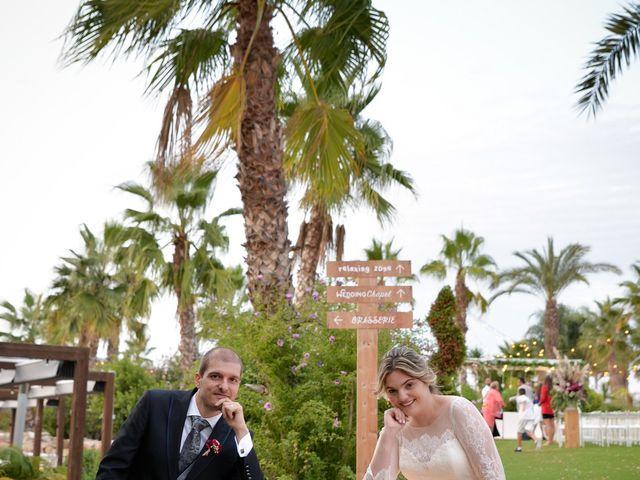 La boda de David y Laura en La Pineda, Tarragona 17