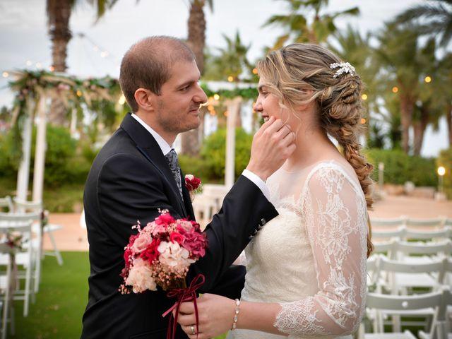La boda de David y Laura en La Pineda, Tarragona 18
