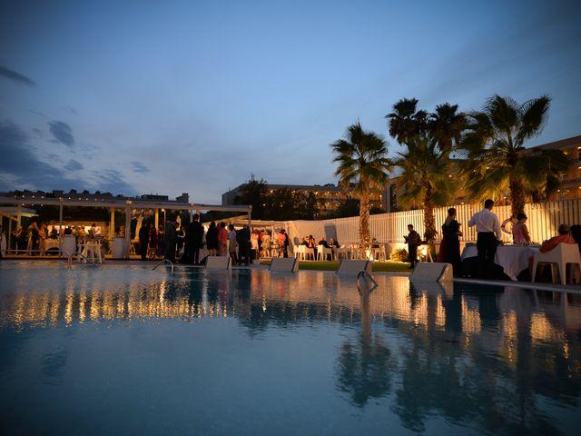 La boda de David y Laura en La Pineda, Tarragona 2
