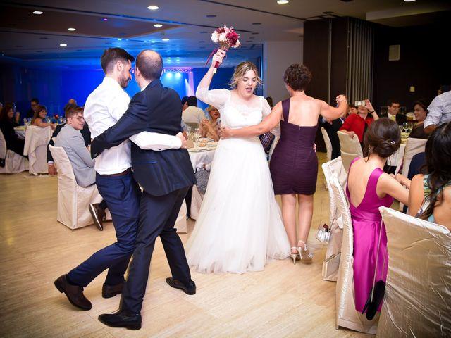 La boda de David y Laura en La Pineda, Tarragona 22