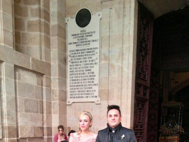 La boda de David y Laura en Zamora, Zamora 7