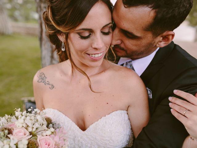 La boda de Manu y Lara en Rubio, Barcelona 11