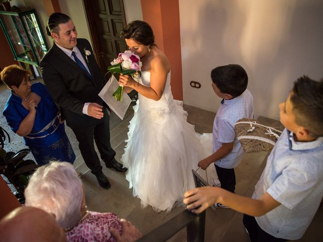 La boda de Hector y Cris en Bellpuig, Lleida 15
