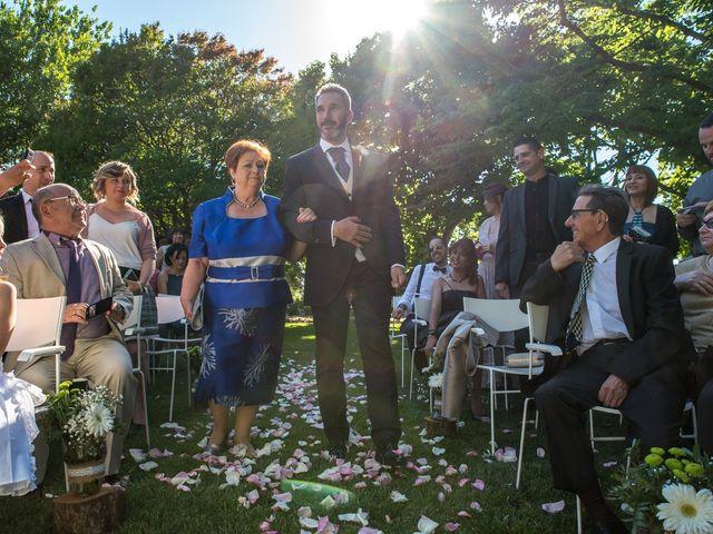 La boda de Hector y Cris en Bellpuig, Lleida 16