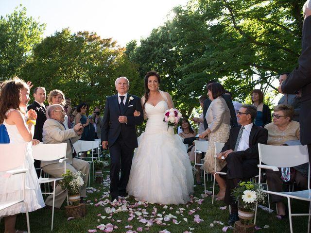La boda de Hector y Cris en Bellpuig, Lleida 18