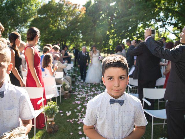 La boda de Hector y Cris en Bellpuig, Lleida 19