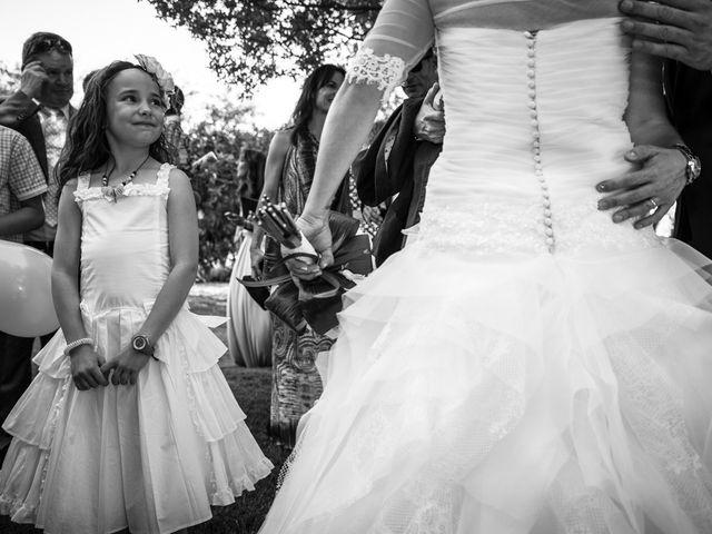 La boda de Hector y Cris en Bellpuig, Lleida 25