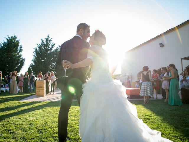 La boda de Hector y Cris en Bellpuig, Lleida 27