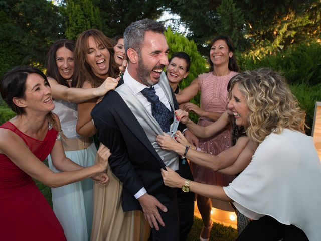 La boda de Hector y Cris en Bellpuig, Lleida 28