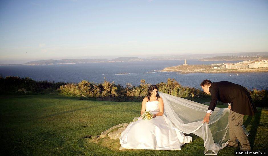 La boda de Ramiro y Irene en Cela (Cambre), A Coruña