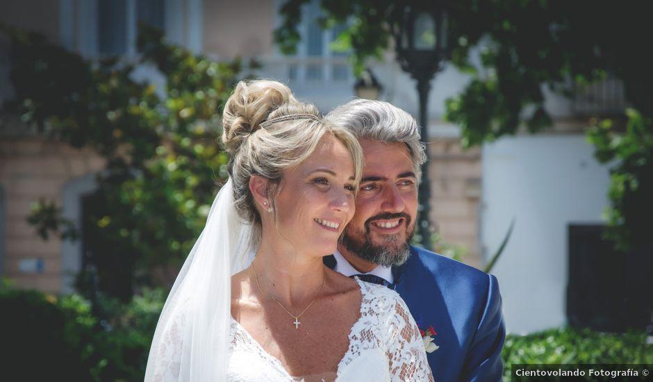 La boda de Óscar y Susy en Cádiz, Cádiz