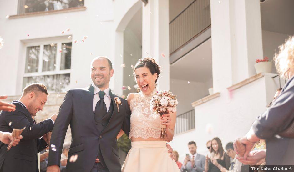 La boda de Xavi y Lisi en Platja D'aro, Girona
