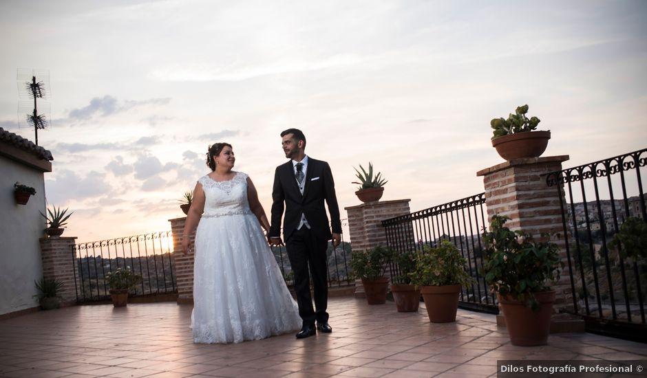 La boda de David y Elena en Toledo, Toledo