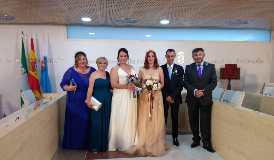 La boda de María Moscoso Quintanilla y Sara María González Ruiz en La Rinconada, Sevilla