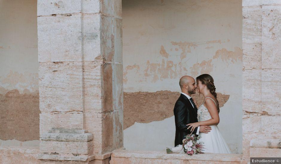 La boda de Carlos y Marta en Valencia, Valencia