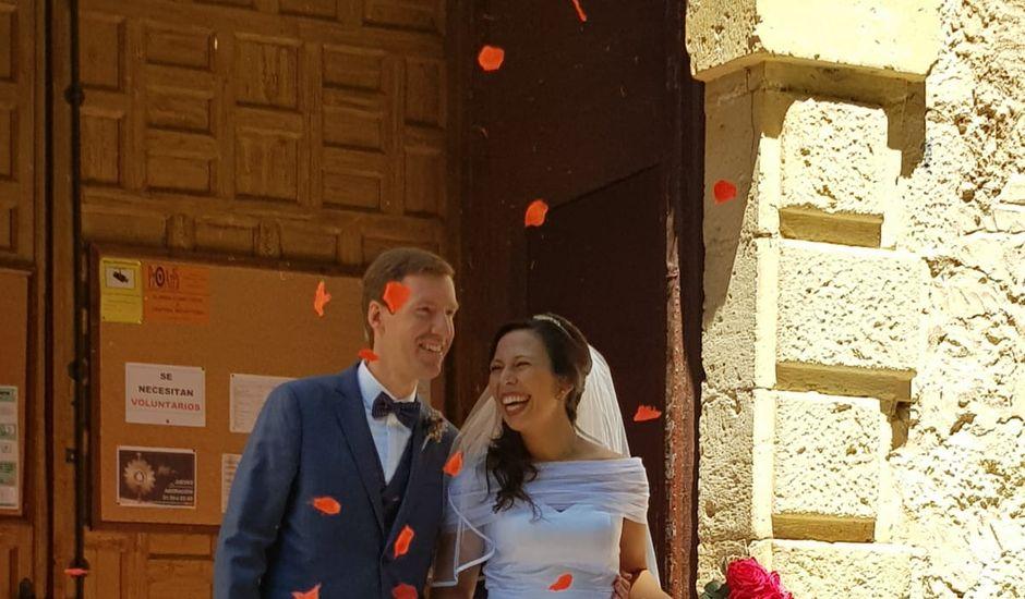 La boda de Nicolas y Beatriz en Segovia, Segovia