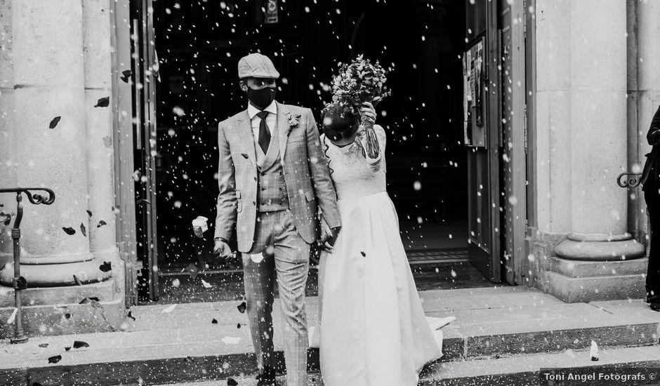 La boda de Debora y Josue en Barcelona, Barcelona