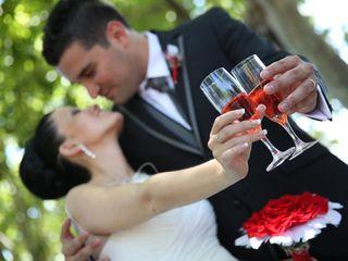 La boda de Ivan y Miriam