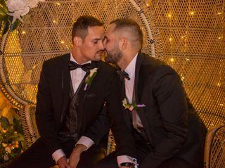 La boda de Pau y Marlon