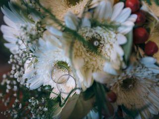 La boda de Patricia y Mamel 1