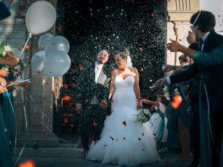 La boda de Patricia y Mamel
