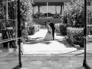 La boda de Lorena y Salva