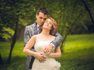 La boda de Sandra y Andoni