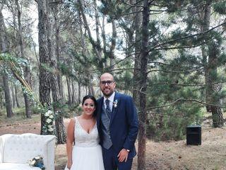 La boda de Marina y Juan Antonio